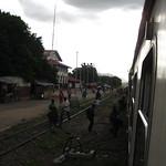 Entering the train to Kigoma - IMG_0395