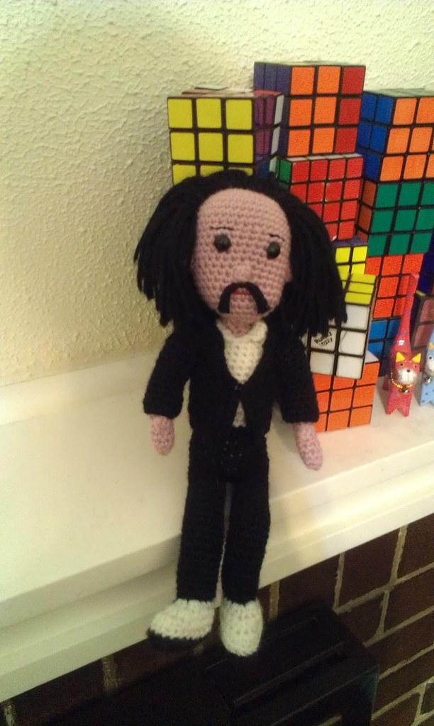 Nick Cave Crochet