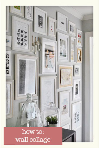 picture perfect hang a wall collage lauren conrad. Black Bedroom Furniture Sets. Home Design Ideas
