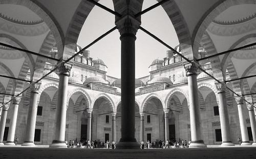 Istanbul, Suleymaniye Cami