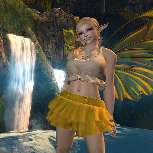 Sassy Falls