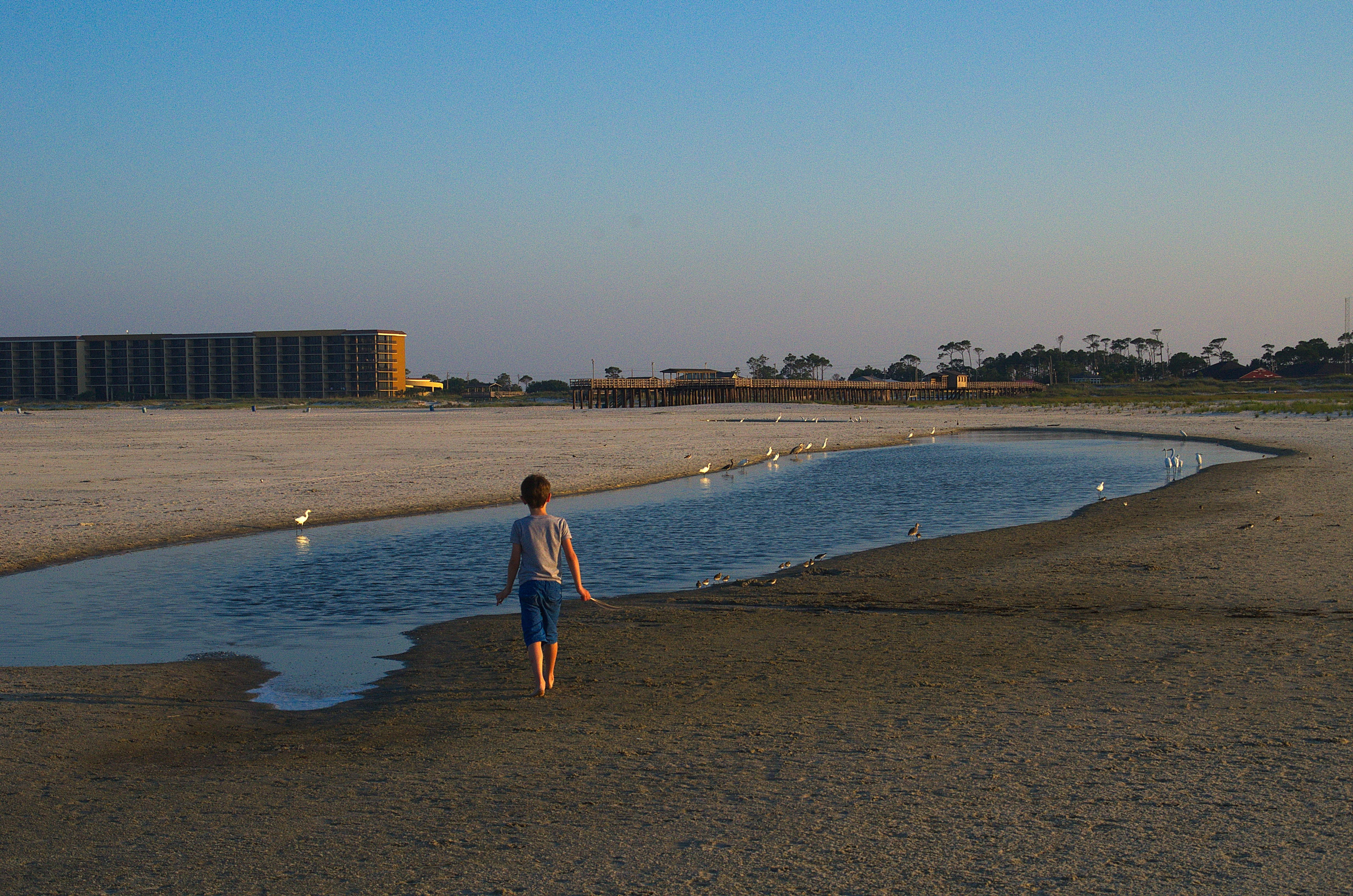 Sunset Beach Blvd Niceville Fl  Usa