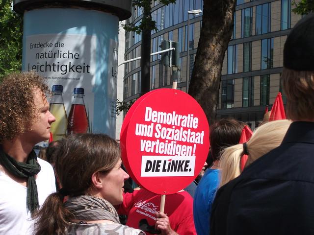 Demokratie und Sozialstaat
