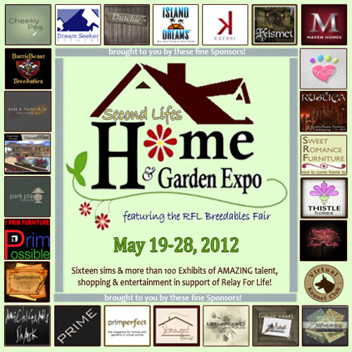 2012 Home and Garden Expo benefitting Relay For Life