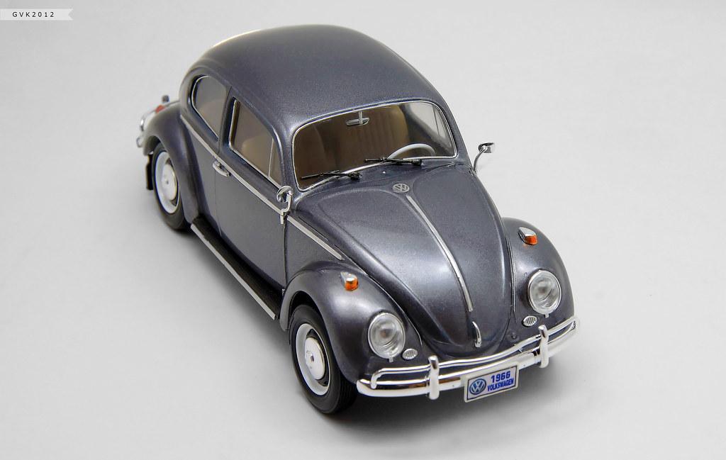 1966 Volkswagen Beetle 1300 7256204994_5d41cd707c_b