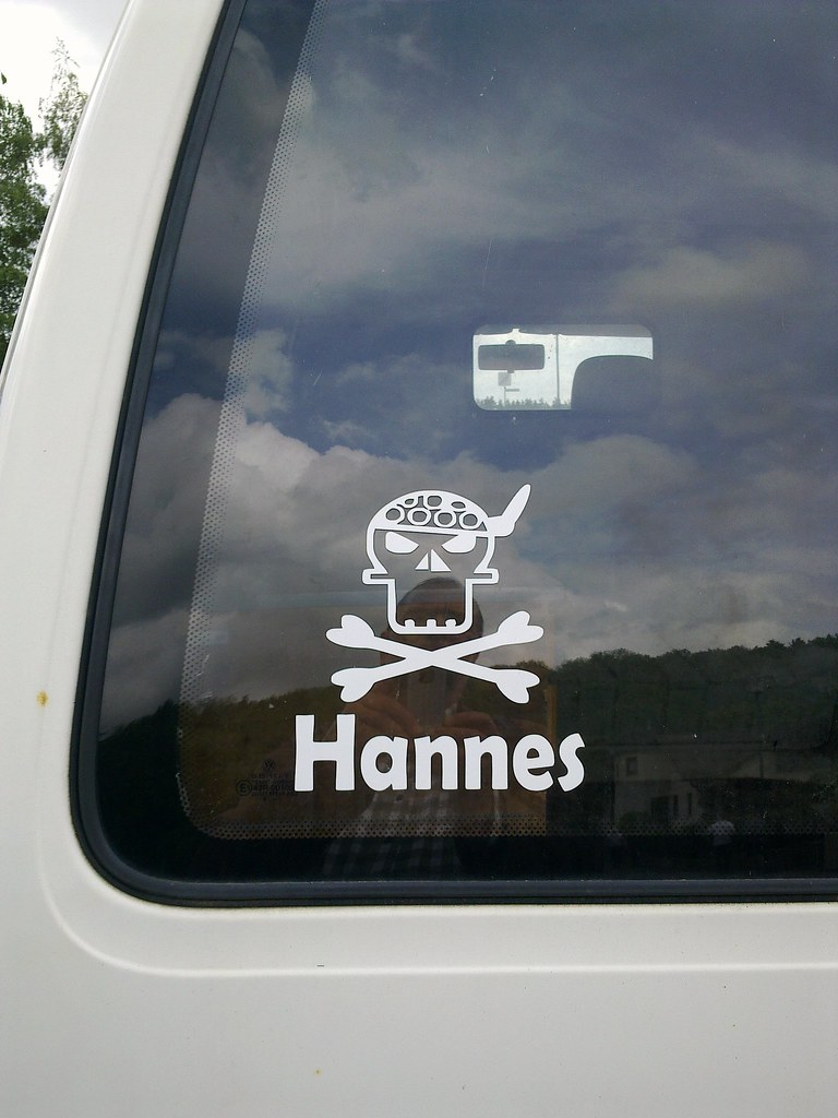 Yo! Hannes!