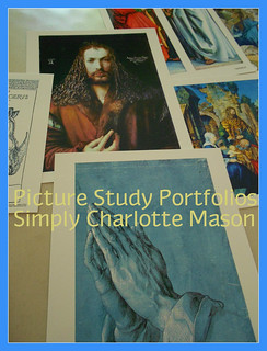 Picture Study Porfolios button