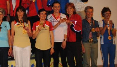 Ivana Sekyrová nejrychlejší na MS veteránů v běhu do vrchu