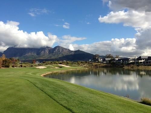 golf southafrica may capetown 2012 pearlvalley toukokuu eteläafrikka kapkaupunki