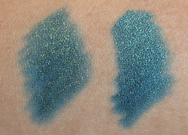 Revlon Emerald vs Urban Decay Junkie