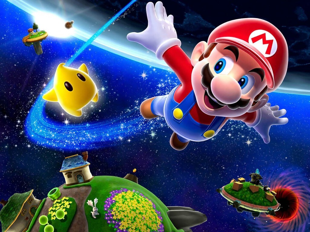 Mario Bros Xbox 2012