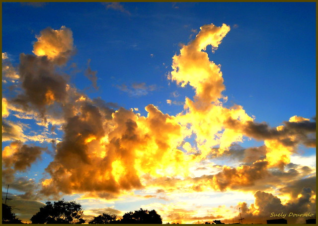 ghost riders in the sky - feliz quarta-sunset!