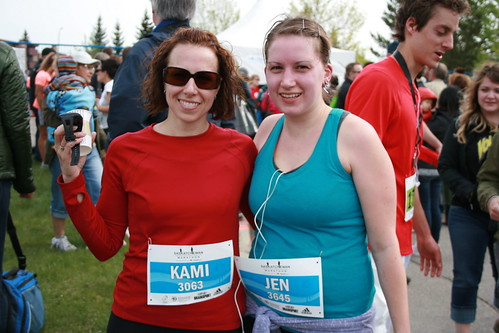SK Marathon 10k with Jen