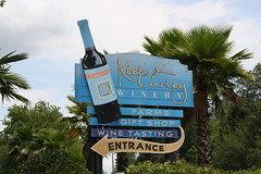 Winery Sign