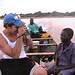 Levi Rescuing Christian in Ghana