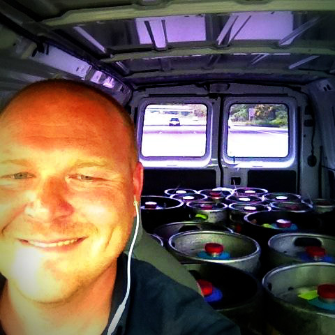 Beer Van Man