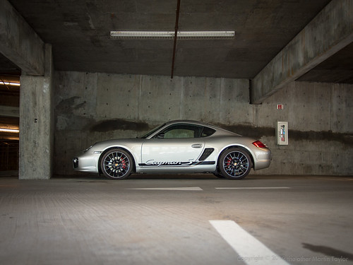 Ding-free Spot: Cayman S by the other Martin Taylor