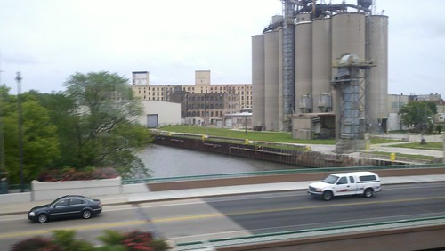 from the train #2 (Milwaukee)