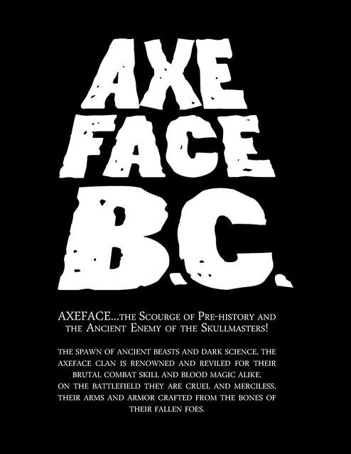 AXEFACE BC Intro