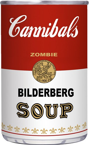 BILDERBERG SOUP by Colonel Flick