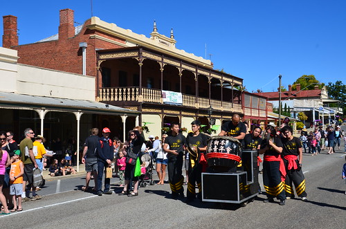 Beechworth Golden Horshoe Festival 19