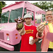 National Doughnut Day with Charles Phoenix at Voodoo Doughnuts by Vintage Roadside