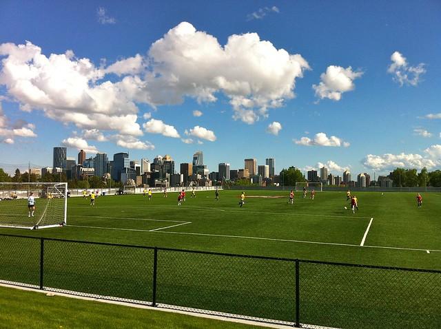 Soccer Field Sait Flickr Photo Sharing