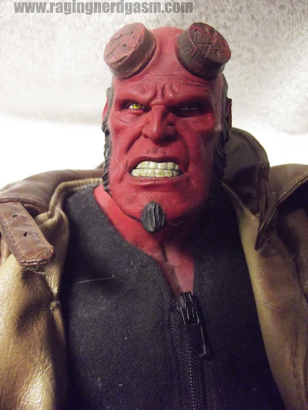 18 inch movie Hellboy from Mezco