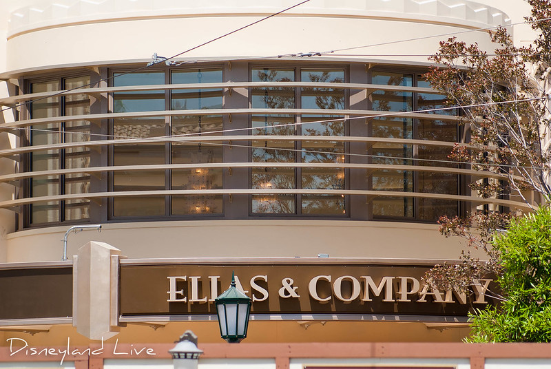 Buena Vista Street Construction - Elias and Company