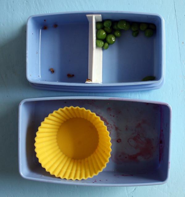 Preschool Bento #279: After