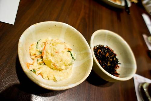 Japanese's mashed potatoes