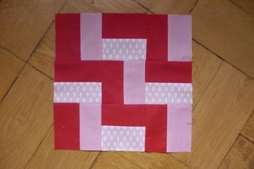 Block 2 - Beginner's Quilt Along