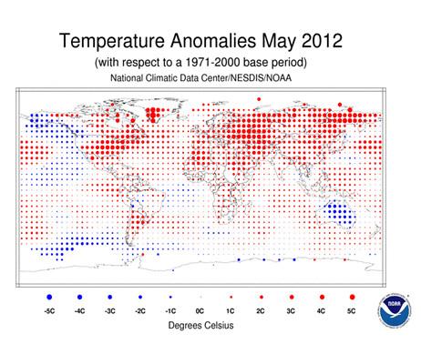 NOAA May 2012