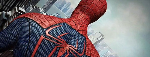 The Amazing Spider-Man - Banner