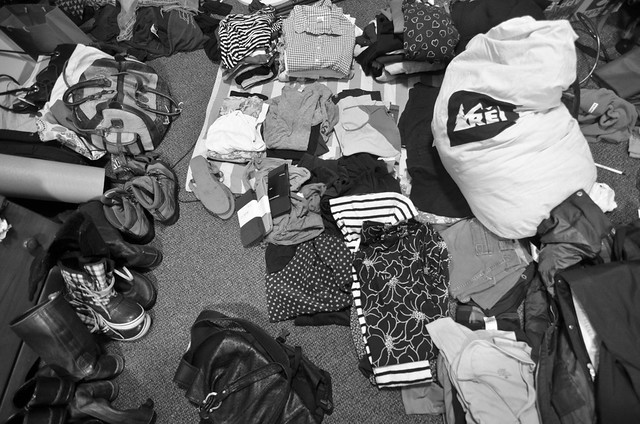 unpacking/repacking
