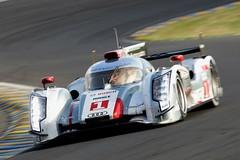 ルマン決勝8『Photo:Audi Sport』
