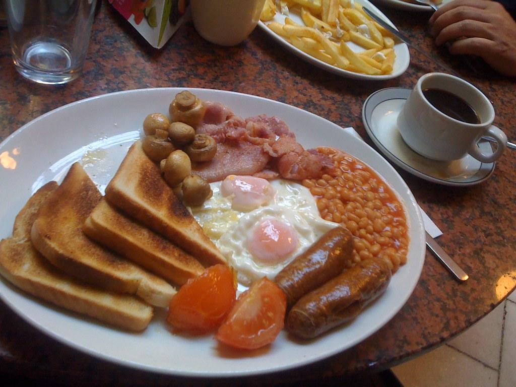 colazione leggera