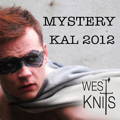 Myster Kal WestKNits July 2012