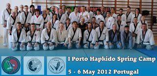 Porto Hapkido Spring Camp conjunto