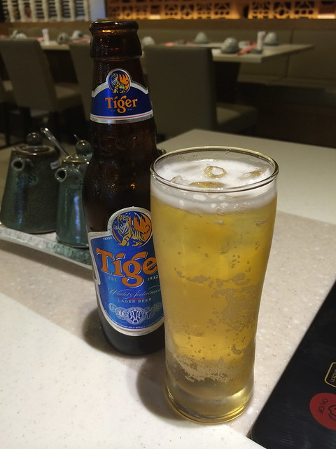Tiger chai beer - Hoang Yen