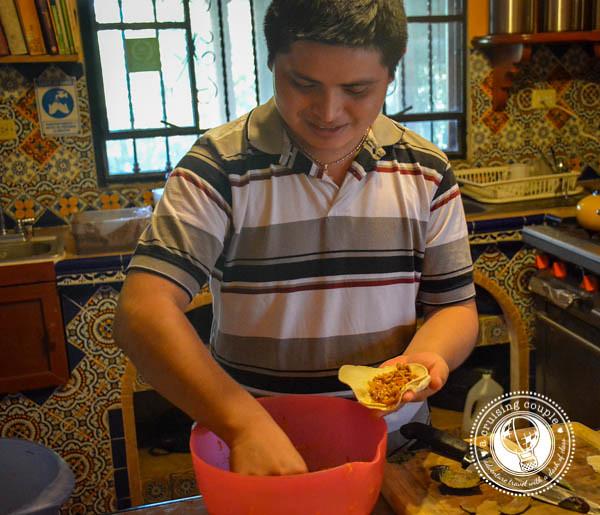 Casa Hamaca Mayan Staff