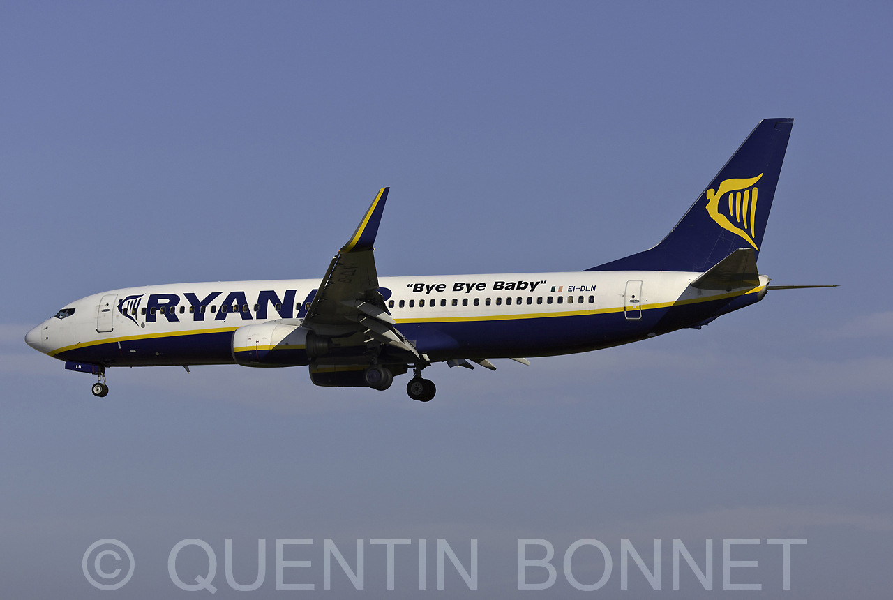 Ryanair Boeing 737-8AS (WL) EI-RAD