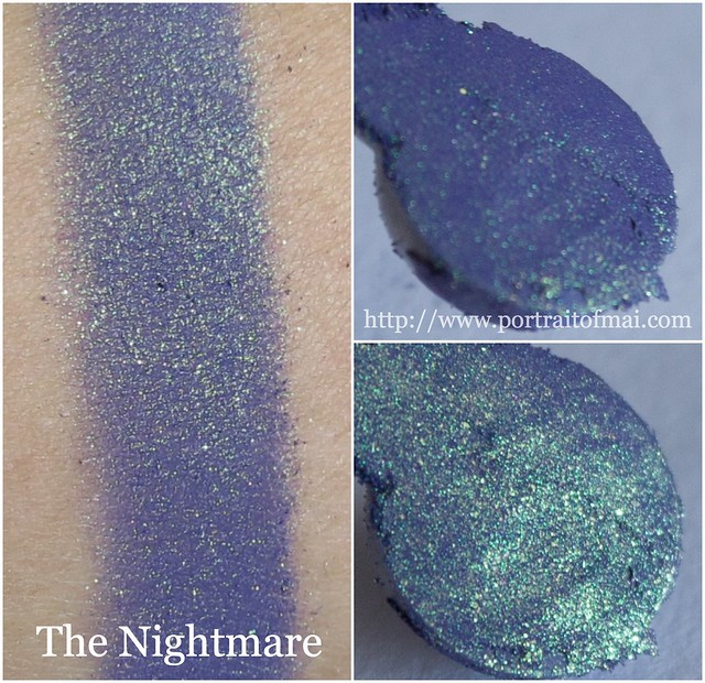 femme fatale cosmetics the nightmare