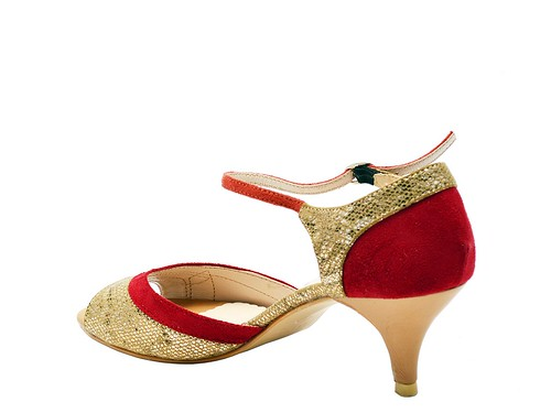 Maroon High Formal sandal  (3)