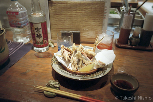 夕食 / dinner
