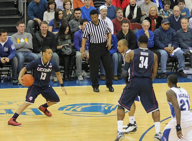 NCAA-NBA球員也參戰?