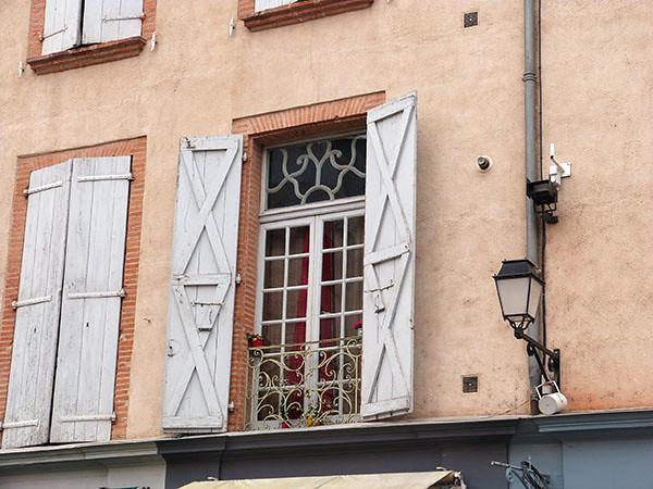 fenêtre Moissac
