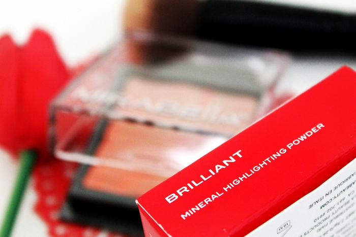 Review Mirabella Brilliant Mineral Highlighter