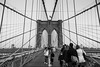 Walking the Brooklyn Bridge by ...1,000 Words