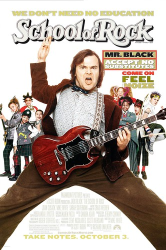 摇滚校园 The School of Rock (2003)